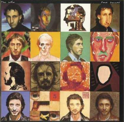 The Who - The Who - Face Dances