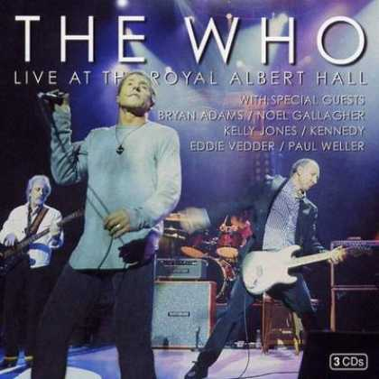 The Who - The Who Live At The Royal Albert Hall