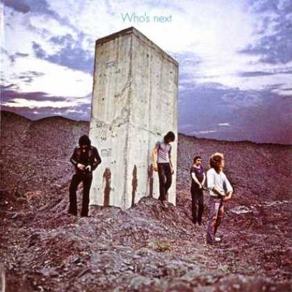 The Who - The Who Whos Next