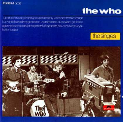 The Who - The Who - The Singles