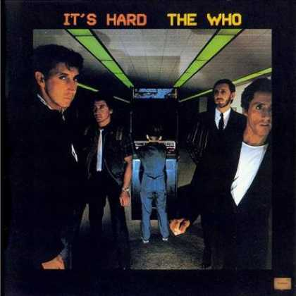 The Who - The Who - Its Hard