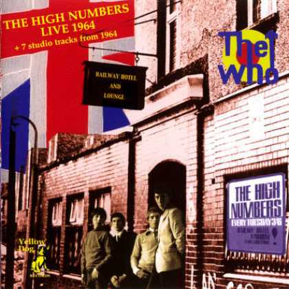 The Who - The Who - The High Numbers Live 1964