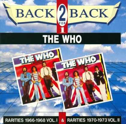 The Who - The Who - Rarities Vol. I & II