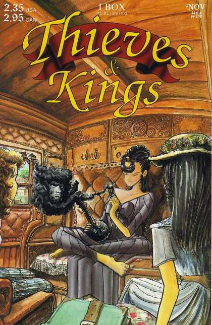 Thieves & Kings 14 - I Box - Thieves And Kings - Now 14 - 235 - Publishing