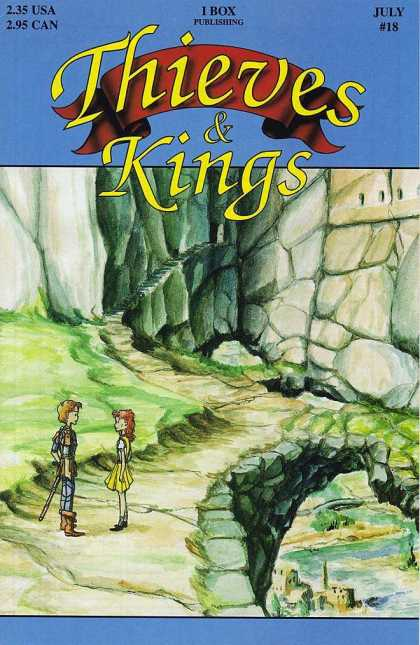 Thieves & Kings 18 - Rocks - Road - Grass - Boy - Girl