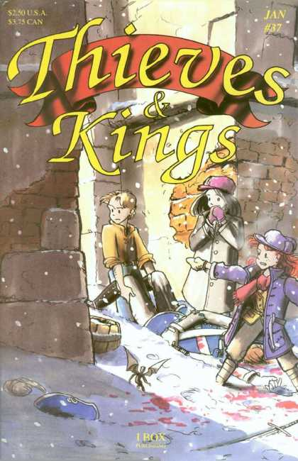 Thieves & Kings 37