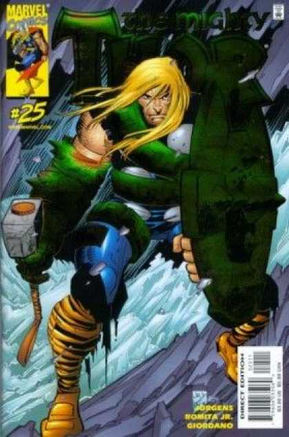 Thor (1998) 25 - Marvel - 25 - Thor - Mighty Thor - Romita Jr - John Romita