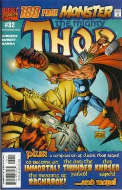 Thor (1998) 32 - Jurgens - Kubert - Hanna - Immortal - Thunder - Andy Kubert