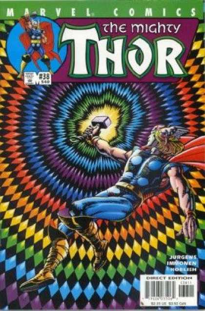 Thor (1998) 38 - Barry Windsor-Smith