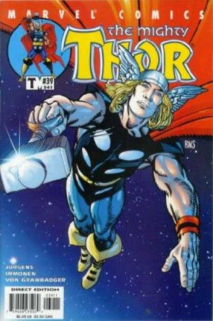Thor (1998) 39 - Barry Windsor-Smith