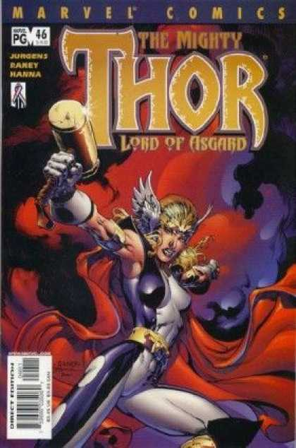 Thor (1998) 46 - Tom Raney