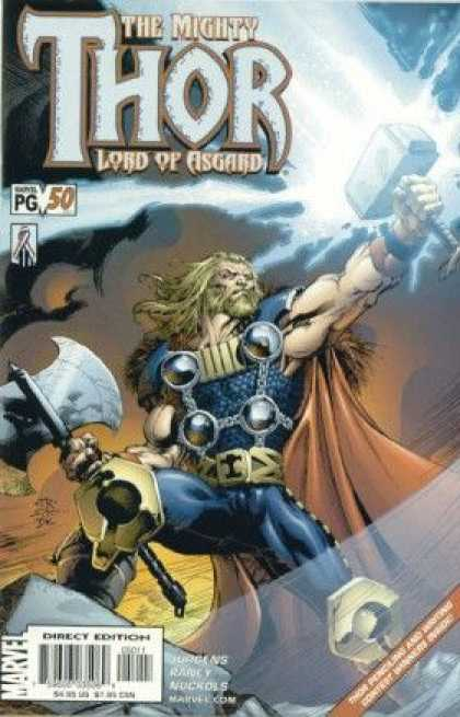 Thor (1998) 50 - The Lord Of Fisgard - Axe Men - The Son Of Lord - Thor Part4 - Super Power - Tom Raney