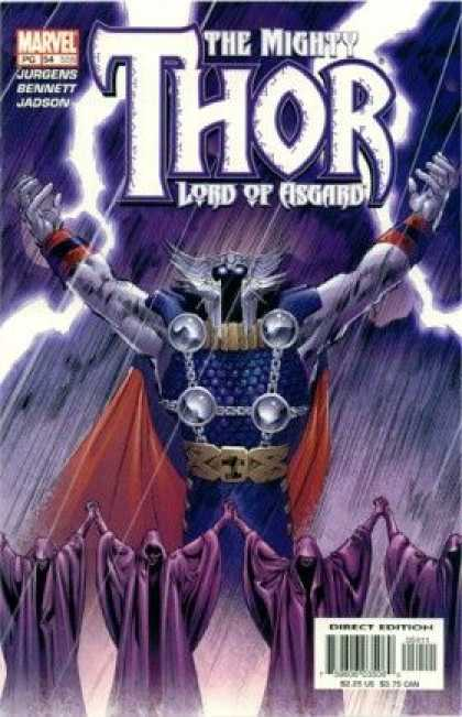 Thor (1998) 54 - Marvel - Mighty - Thor - Loord Of Asgard - Jadson