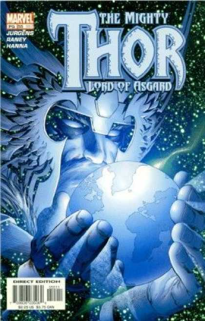 Thor (1998) 55 - The Mighty Thor - Lord Of Asgard - Jurgens - Raney - Hanna - Tom Raney