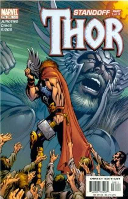 Thor (1998) 58 - Standoff - Thor Returns - Wrath - Anger - The Fury
