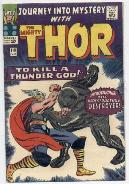 Thor 118 - Destroyer