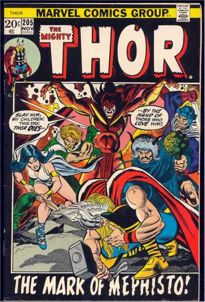 Thor 205 - Hammer - Feathers - Helmet - Woman - Cape