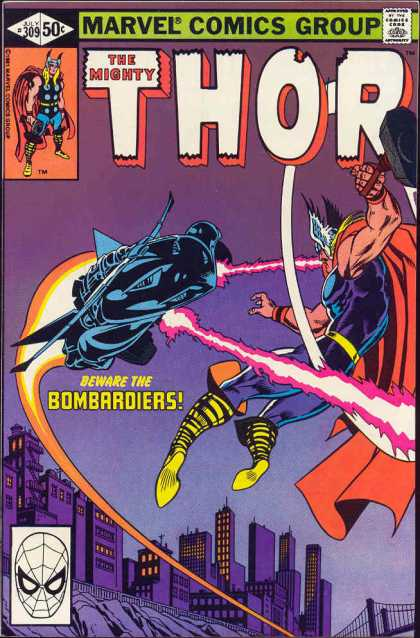 Thor 309 - Bombardiers