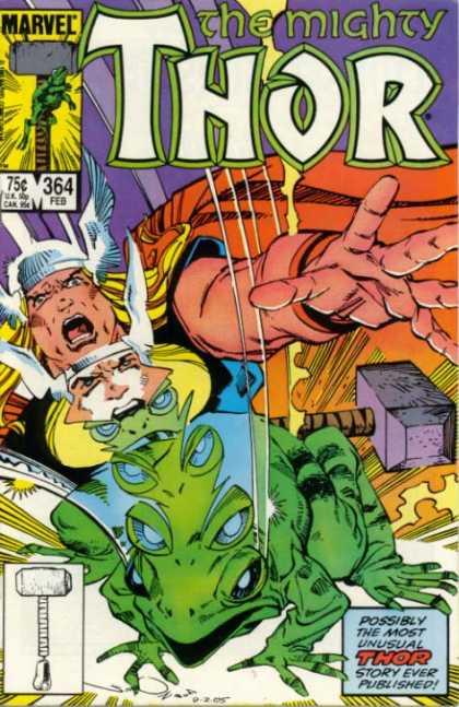 Superman vs  Thor! Spider-Man vs  Hulk! | EW com