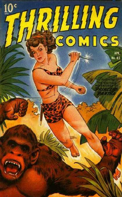 Thrilling Comics 65