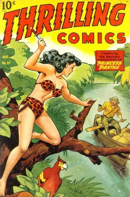 Thrilling Comics 67