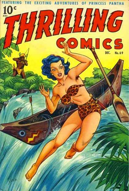 Thrilling Comics 69