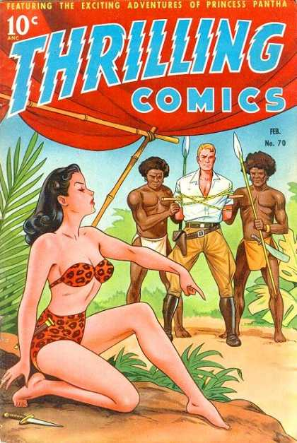 Thrilling Comics 70