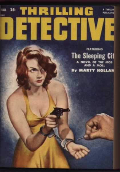 Thrilling Detective 1