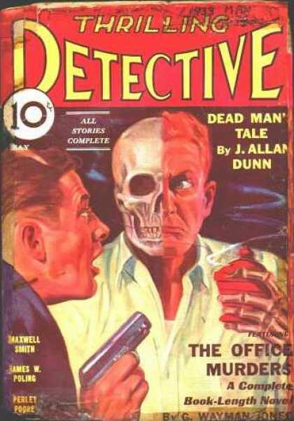 Thrilling Detective 10
