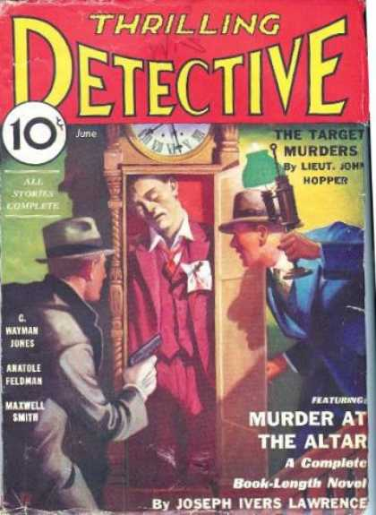 Thrilling Detective 11