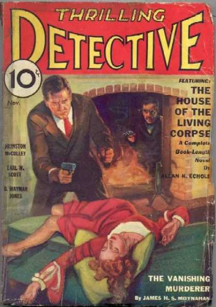 Thrilling Detective 13