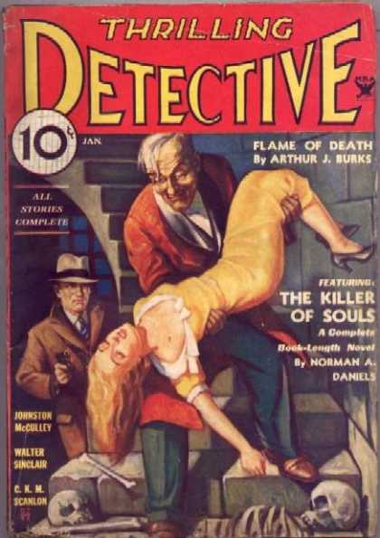 Thrilling Detective 15