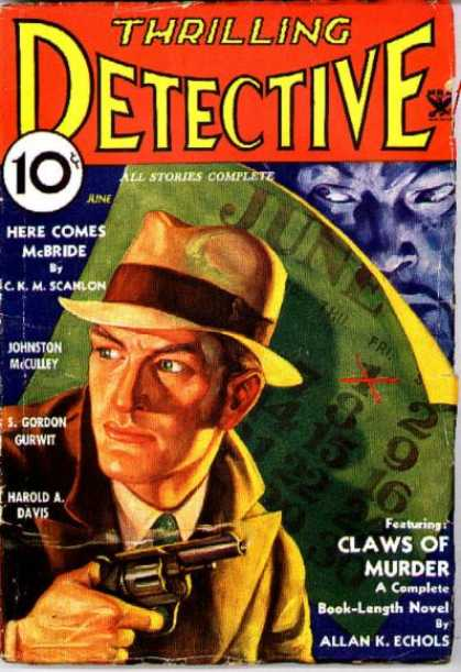 Thrilling Detective 17