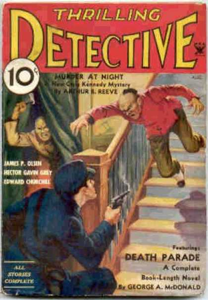Thrilling Detective 18