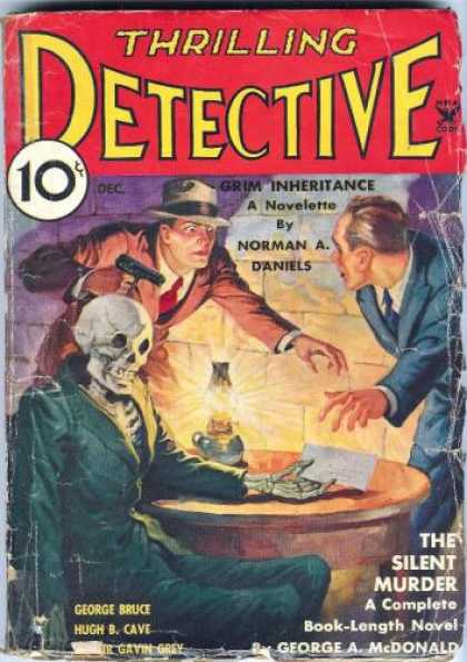 Thrilling Detective 19