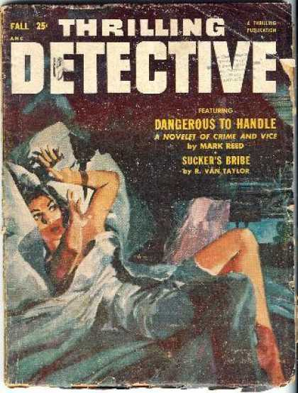 Thrilling Detective 2