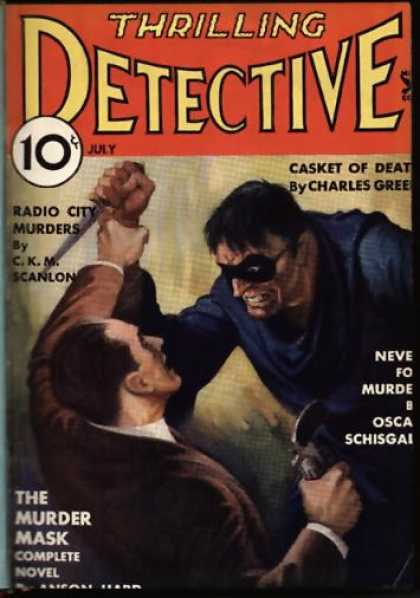 Thrilling Detective 21