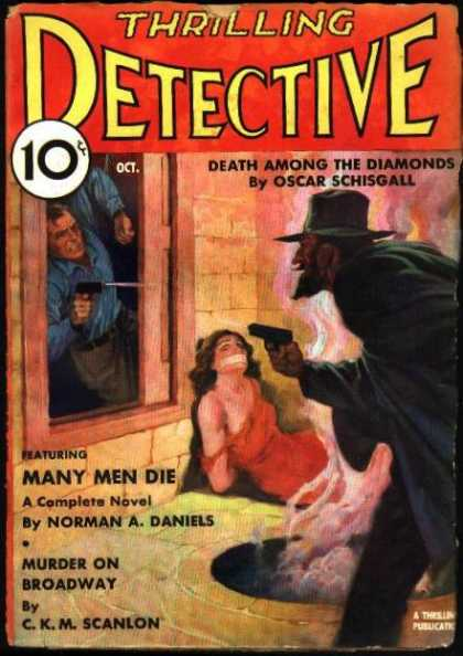 Thrilling Detective 24
