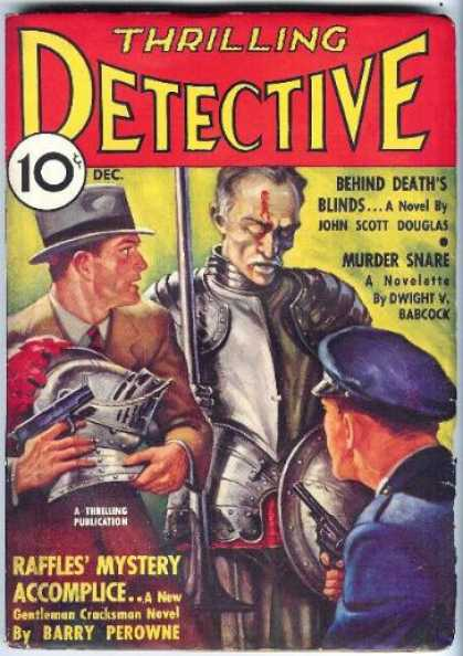 Thrilling Detective 26