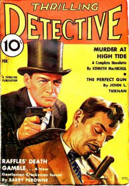 Thrilling Detective 27