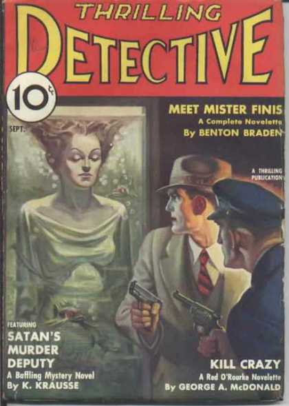 Thrilling Detective 28
