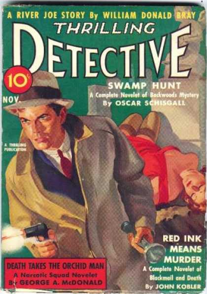 Thrilling Detective 29