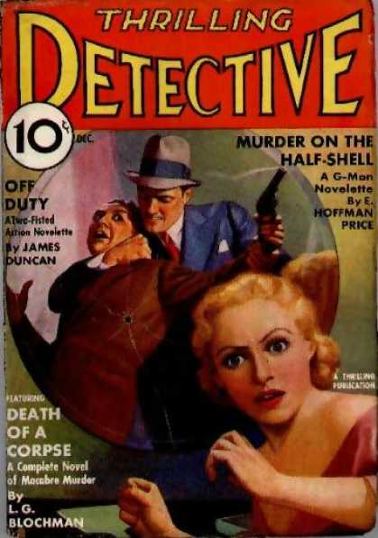 Thrilling Detective 30