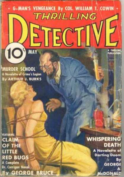 Thrilling Detective 31