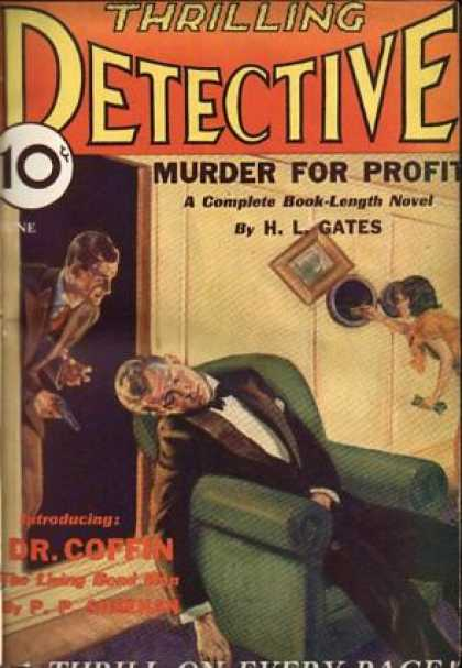 Thrilling Detective 32