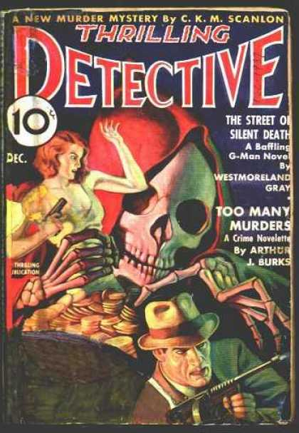Thrilling Detective 36