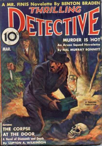 Thrilling Detective 37