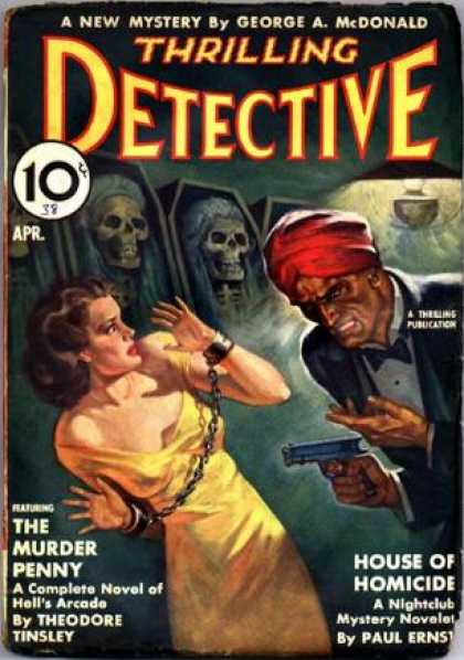 Thrilling Detective 38
