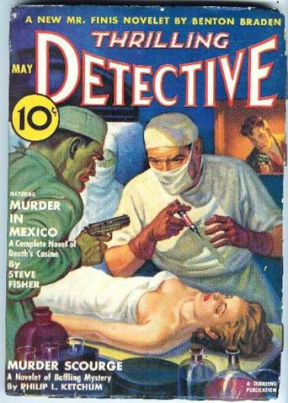 Thrilling Detective 39
