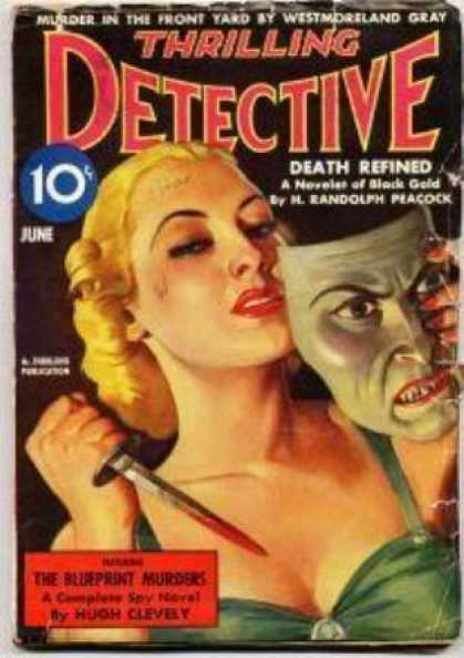 Thrilling Detective 40